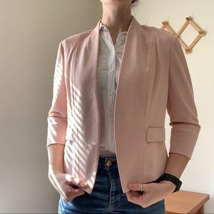 Love Scarlett Pink Blazer Jacket
